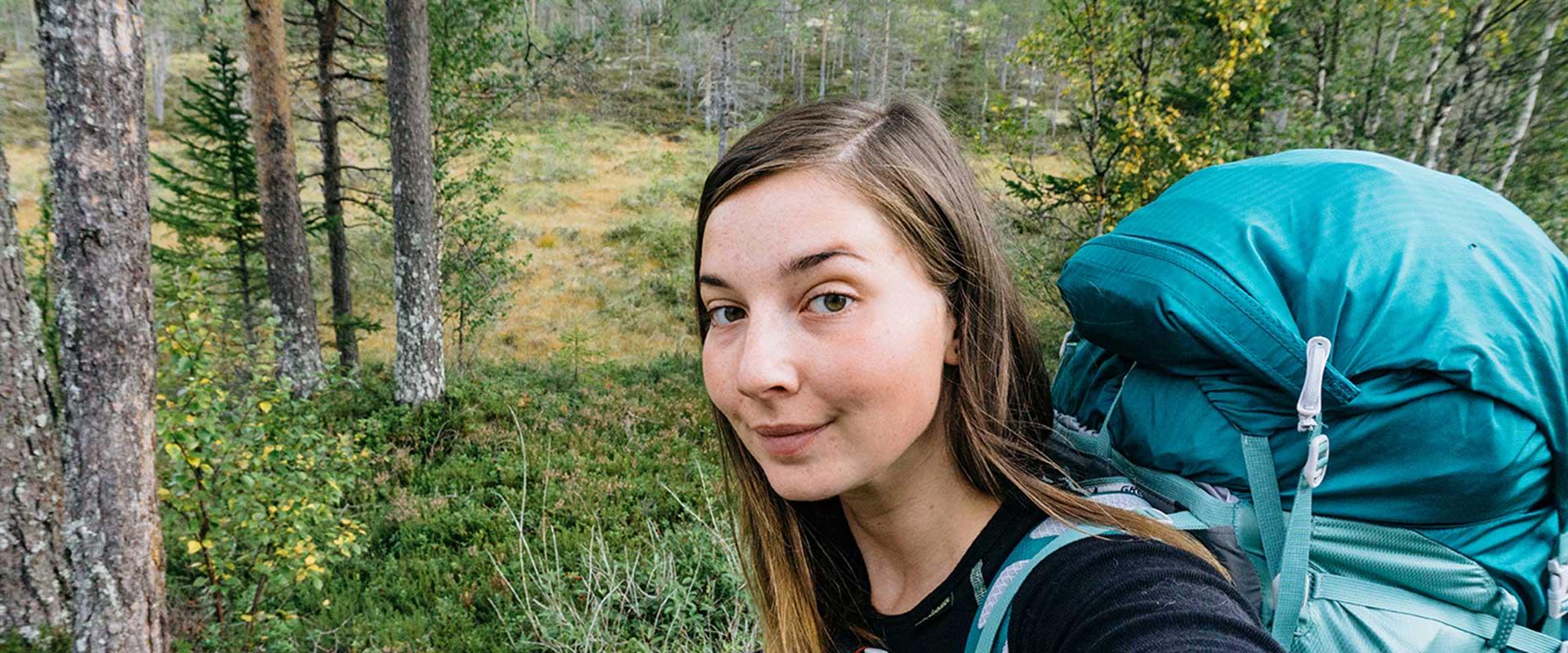 Leanne Downs, St Olavsleden ambassador