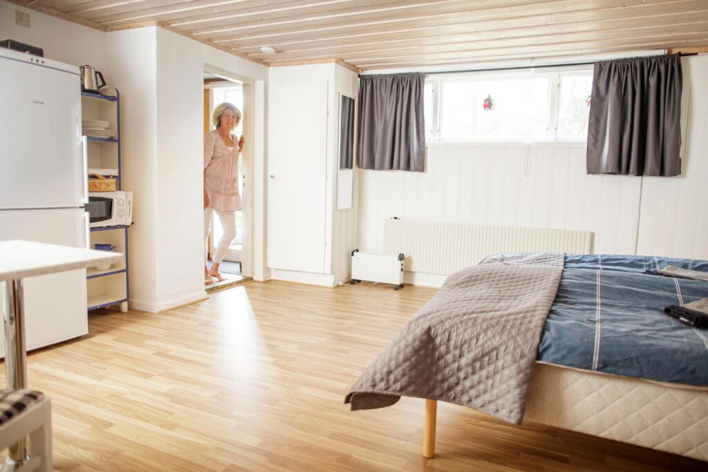 Josefine's Bed and Breakfast, interior