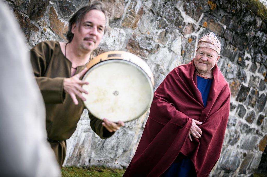 Ensemblen ur En Nordisk Historia